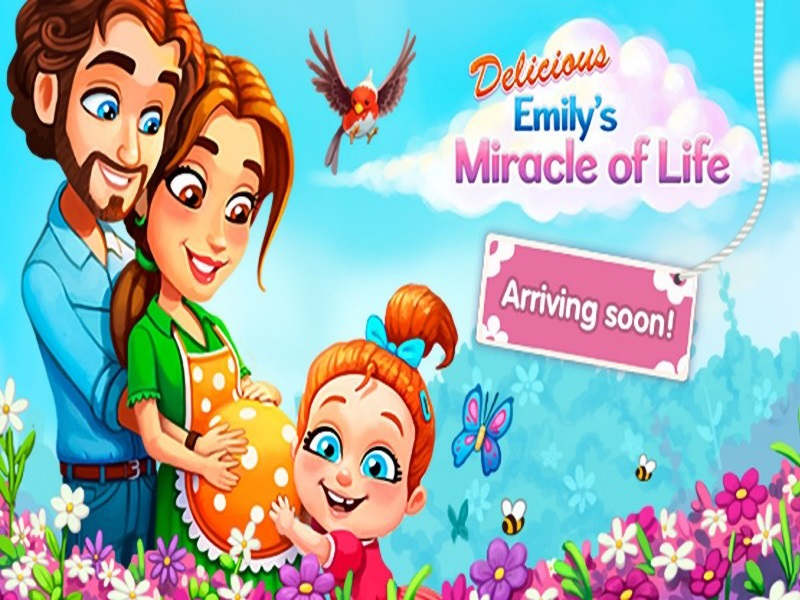 Delicious 15 - Emily's Miracle of Life PC Game Free Download