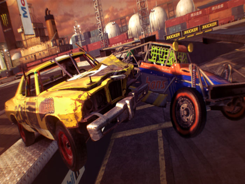 DiRT ShowDown PC Game Torrent Link Download