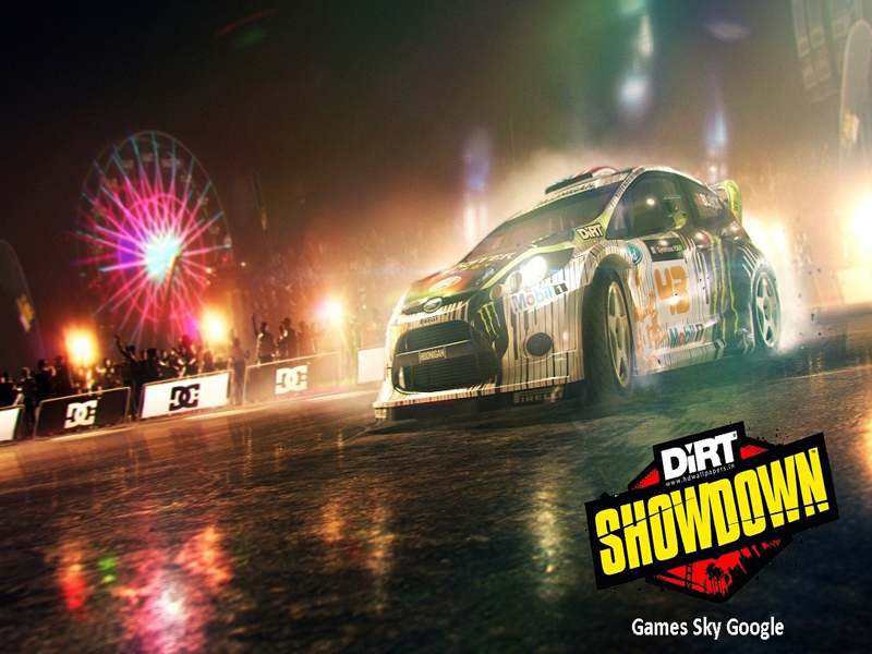 DiRT ShowDownd PC Game Full Version Highly Compressed Download