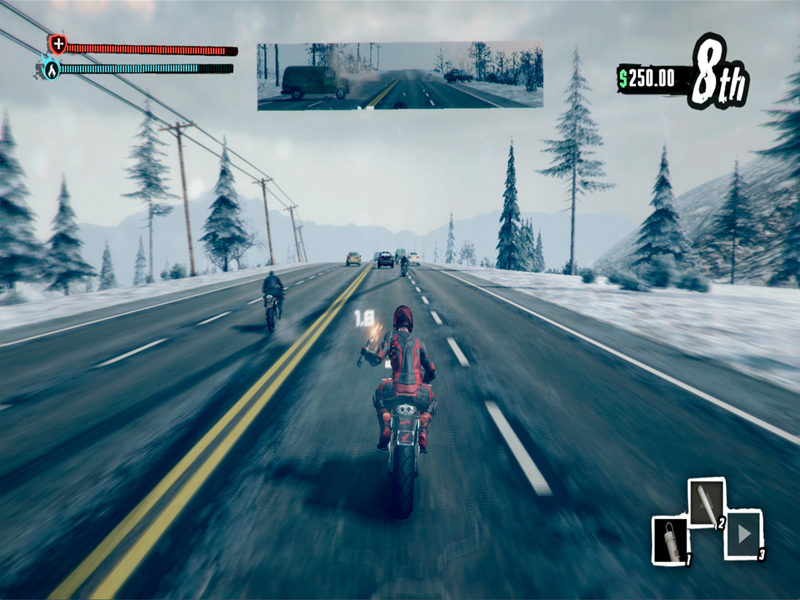 Road Redemption CODEX torrent download
