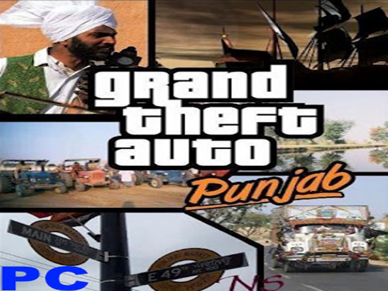 Grand Theft Auto Vice City Punjab Edition free pc game full