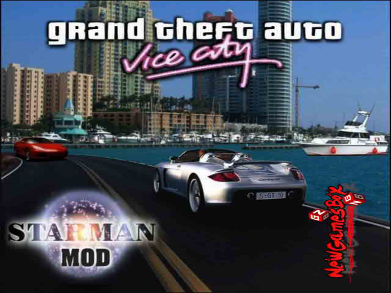 GTA Vice City Starman Mod With Crack Full Version