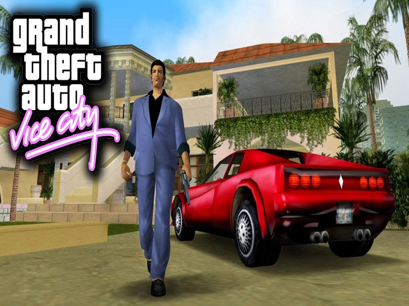 Grand Theft Auto Vice City Vercetti Gang Mod PC Game Free Download