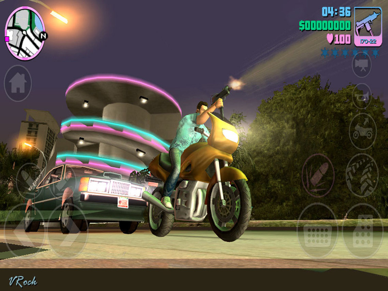 Grand Theft Auto Vice City Vercetti Gang Mod PC Game Full version Free Download