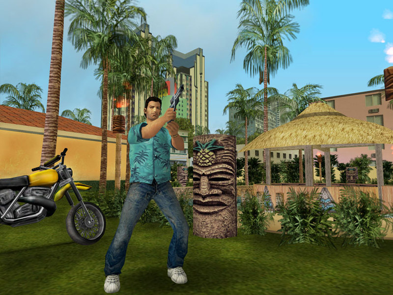 Grand Theft Auto Vice City Vercetti Gang Mod PC Game Full Version
