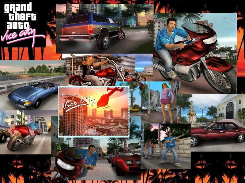 Grand Theft Auto Vice City Vercetti Gang Mod PC Games For Free