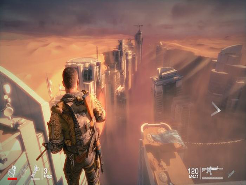 RG Mechanics Spec Ops The Linefree action games,
