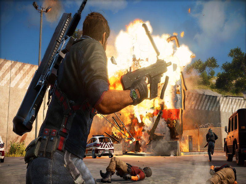 Just Cause 2 PC Game Torrent Link Download