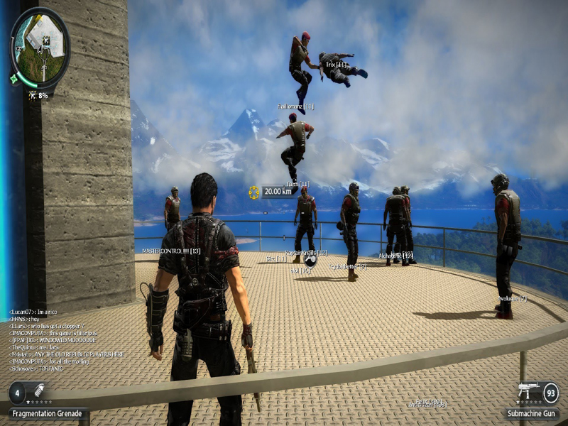 Just Cause 2 PC Game Full version Free Download