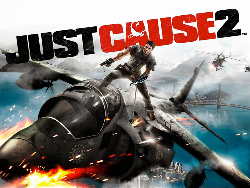 Just Cause 2 Direct Download Games For PC