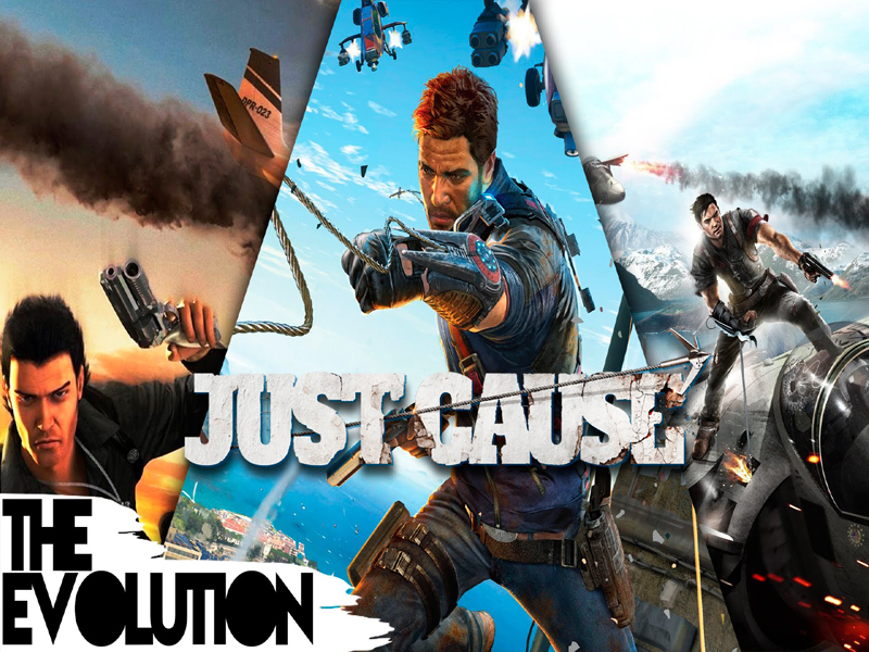 Just Cause PC Game Torrent Link Download