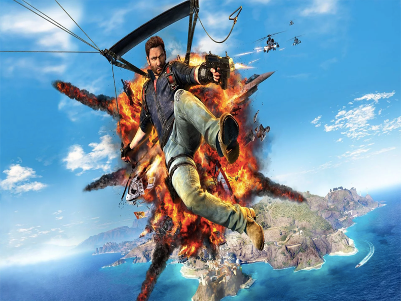 Just Cause PC Game Full Version Highly Compressed Download
