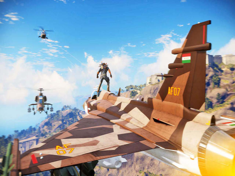 Just Cause PC Game Full version Free Download