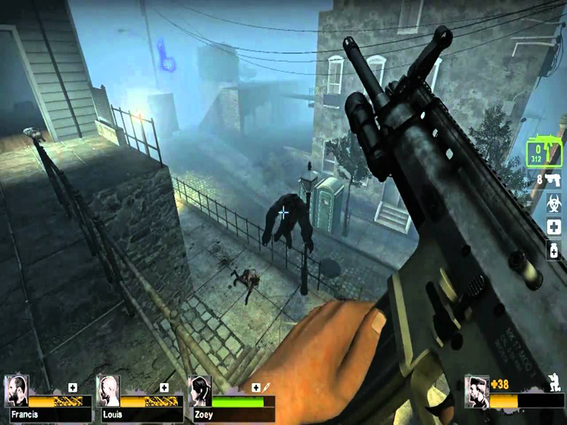 Left 4 Dead Repack PC Game Full Version Highly Compressed Download