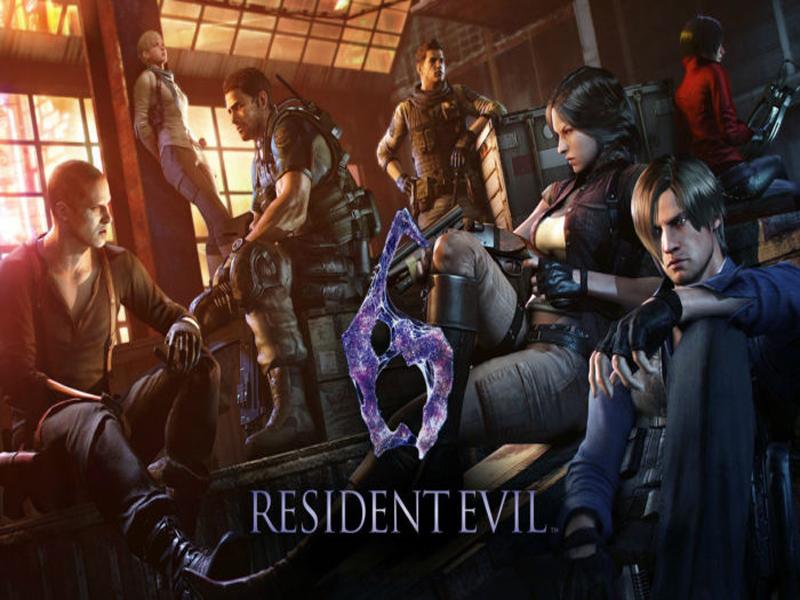Resident Evil 6 repack Mr DJ free Download