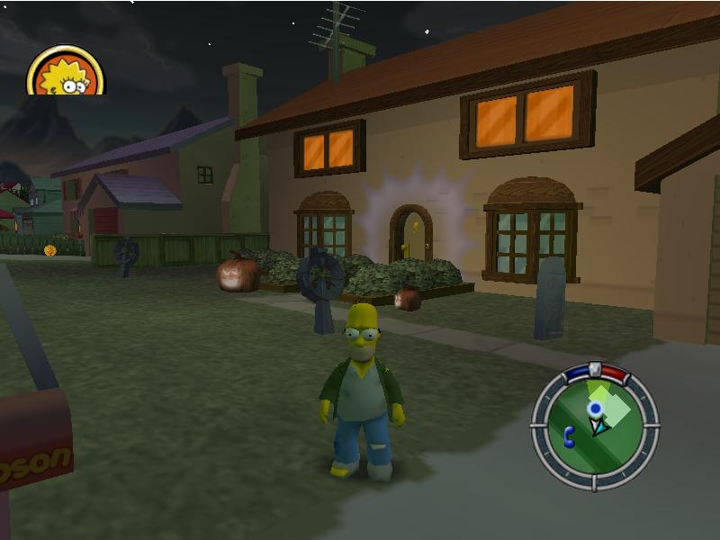 The Simpsons Hit And Run full version highly compressed
