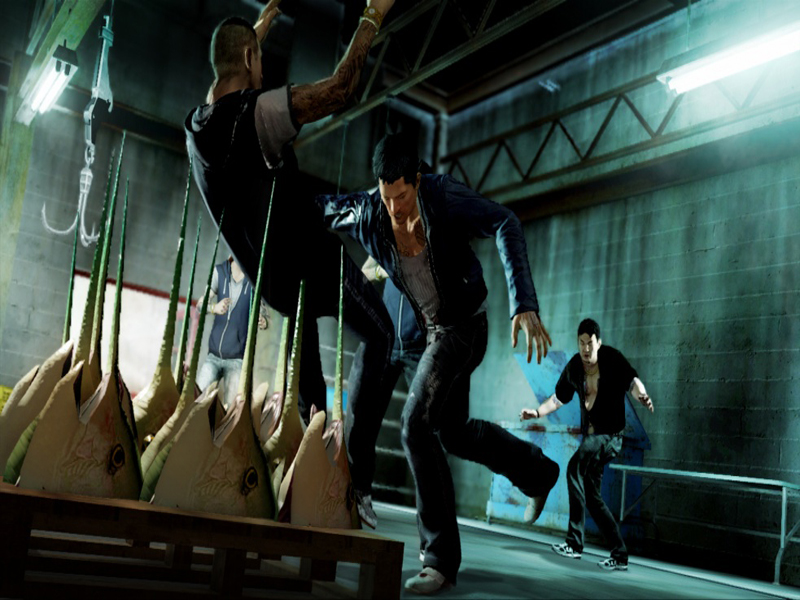 Sleeping Dogs PC Game Torrent Link Download