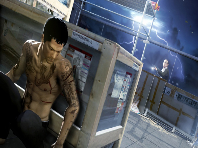 Sleeping Dogs PC Game Full Version Highly Compressed Download