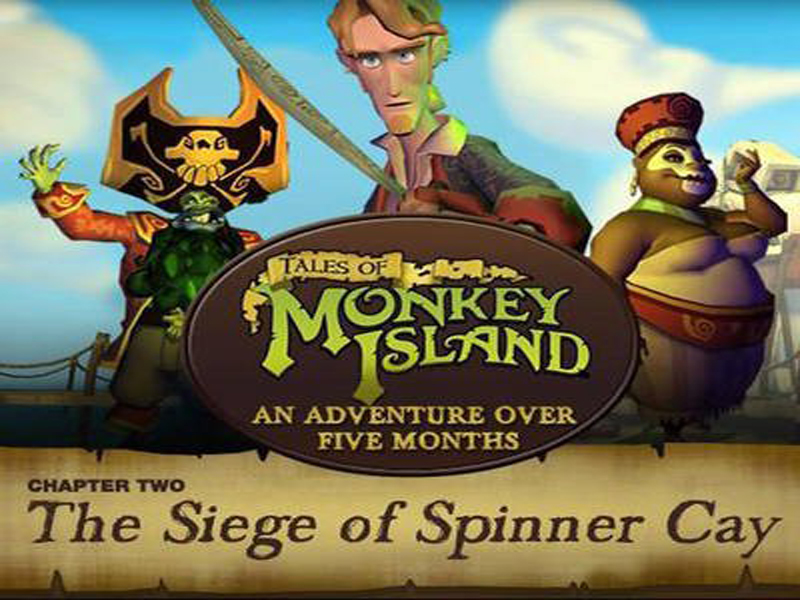 The Siege of Spinner Cay Direct Download Games For PC