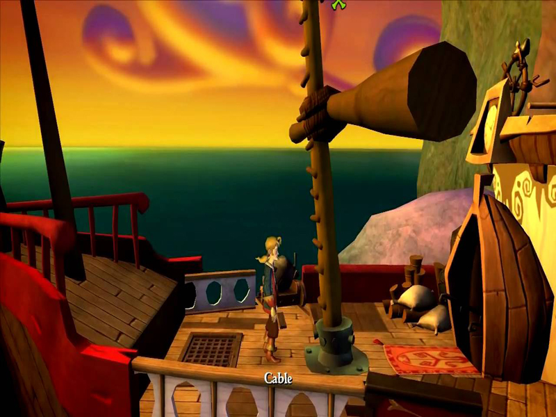 The Siege of Spinner Cay PC Game Full version Free Download