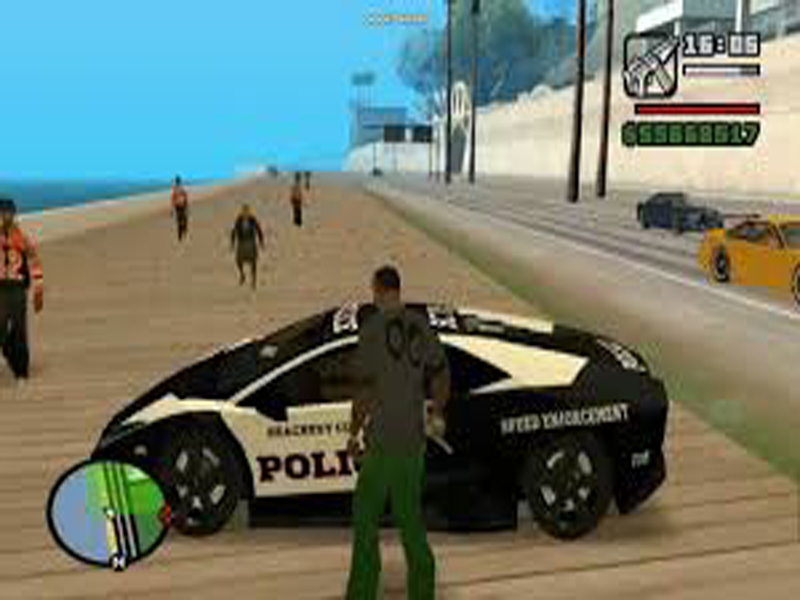 GTA San Andreas Real Cars 2full version highly compressed
