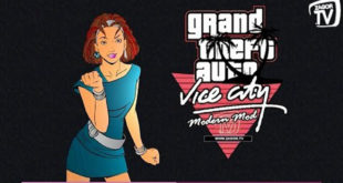GTA Vice City Modern full version highly compressed