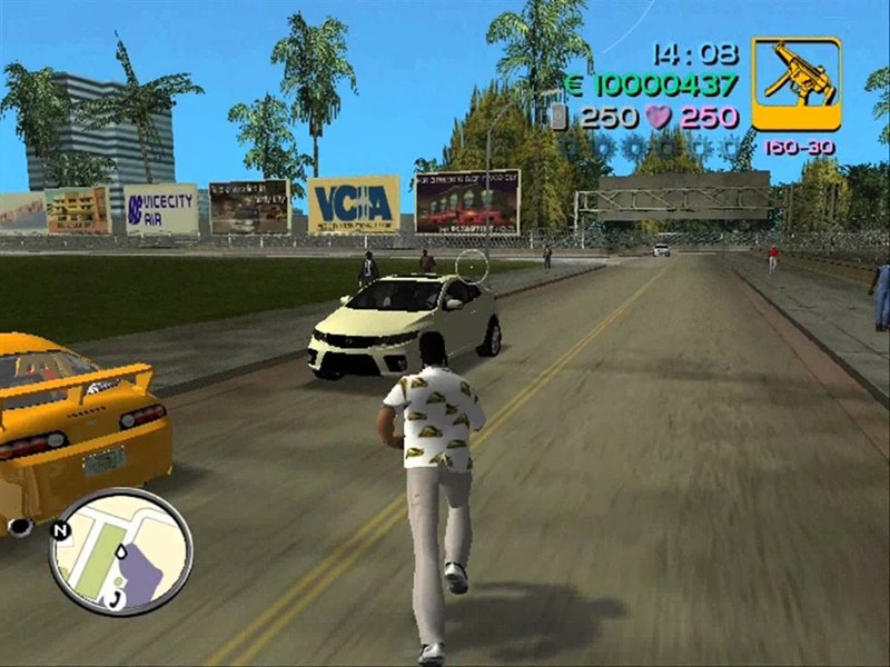 GTA Vice City Starman Mod torrent download