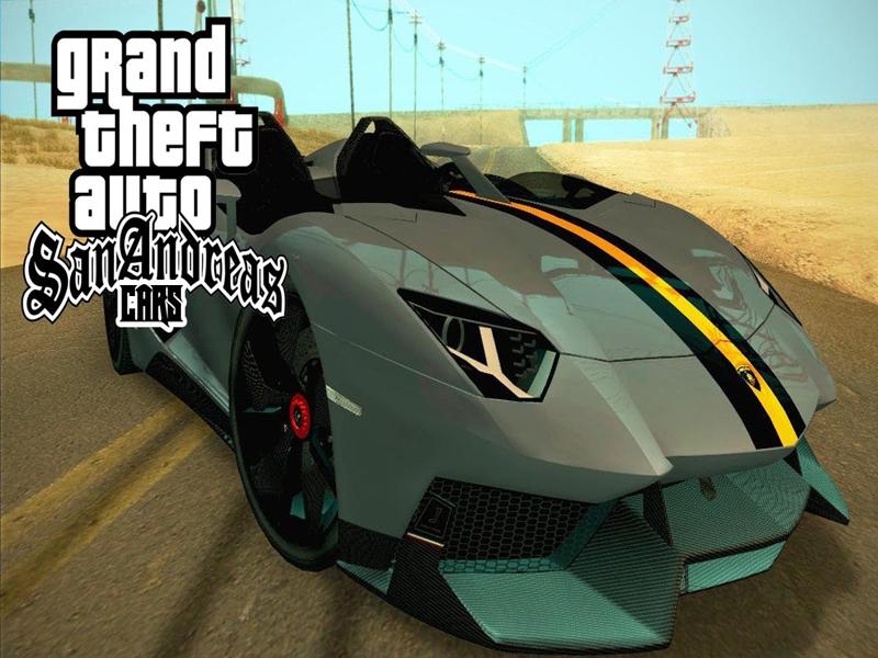 GTA San Andreas Real Cars 2torrent download