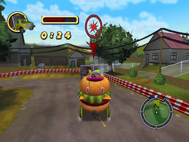 The Simpsons Hit And Run torrent download
