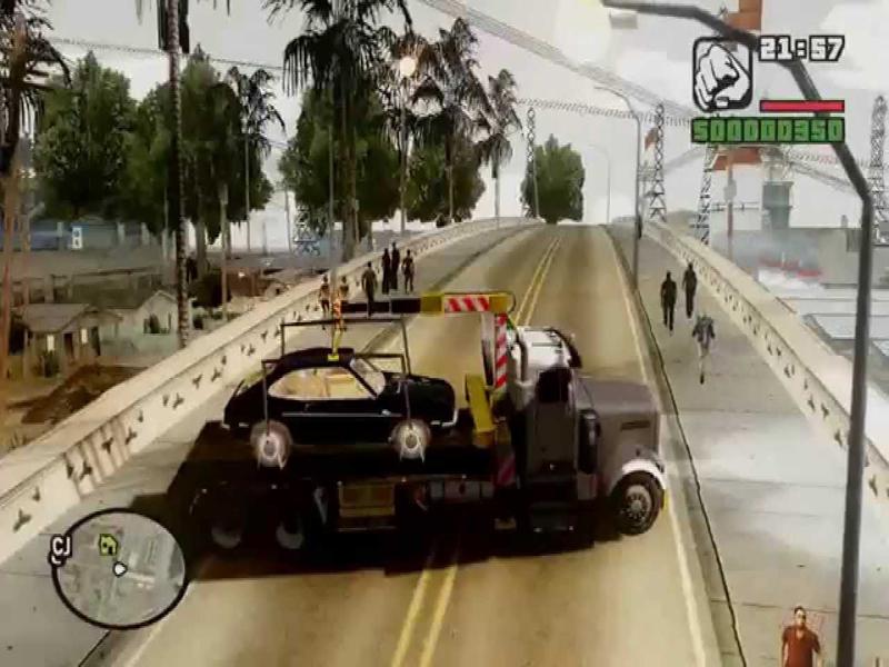 GTA San Andreas Real Cars 2 free Download