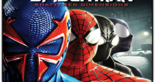 SpiderMan Shattered Dimensionsawesome games,